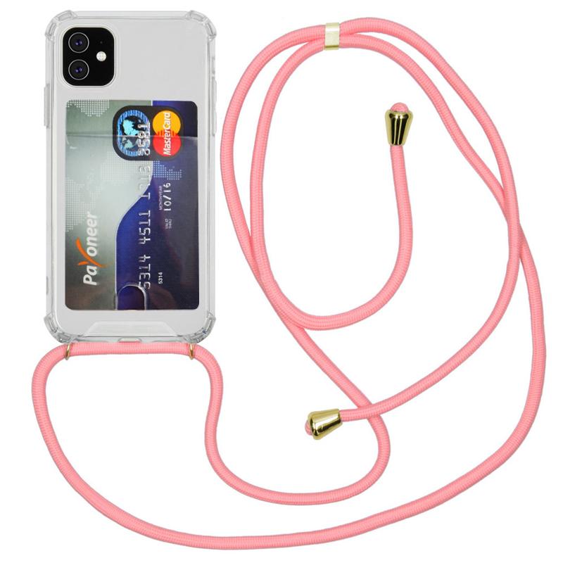파인스 카드 스트랩 범퍼 휴대폰 케이스