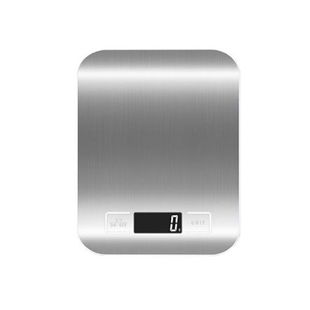 닌샵 디지털 주방 저울, 단일상품, 혼합색상