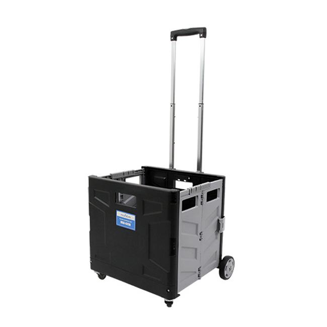[락스모아] 모아봄 접이식 슬라이드락 쇼핑카트 45kg, 혼합색상, 1개 - 랭킹6위 (39220원)