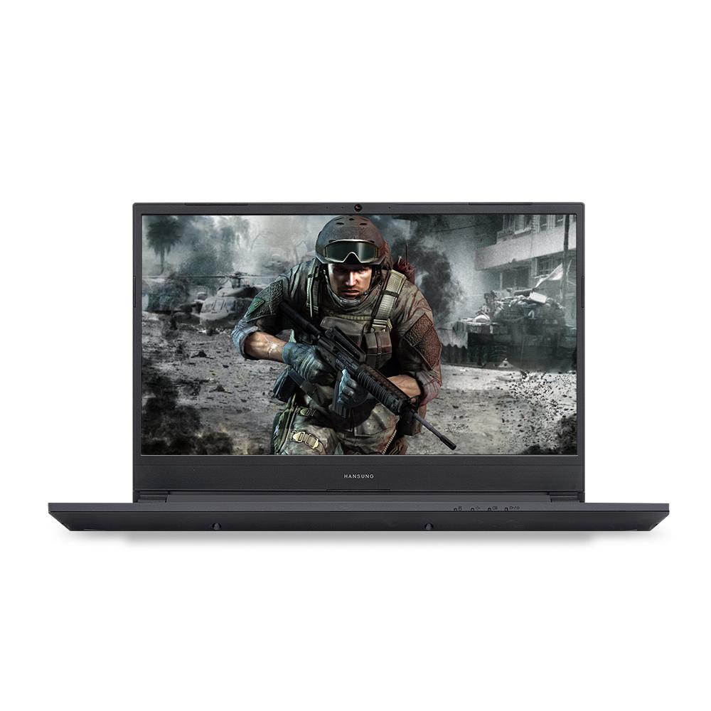 한성컴퓨터 노트북 BossMonster X5067T (i7-10875H 39.62cm WIN미포함 GTX 1660Ti), 미포함, NVMe 250GB, 8GB