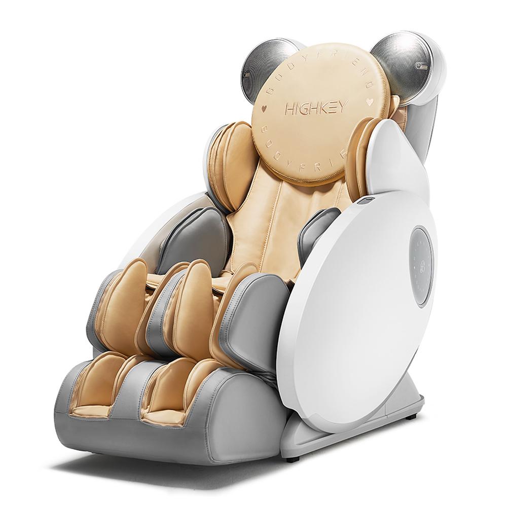 바디프랜드 하이키 안마의자 방문설치, BFX-7000, 화이트