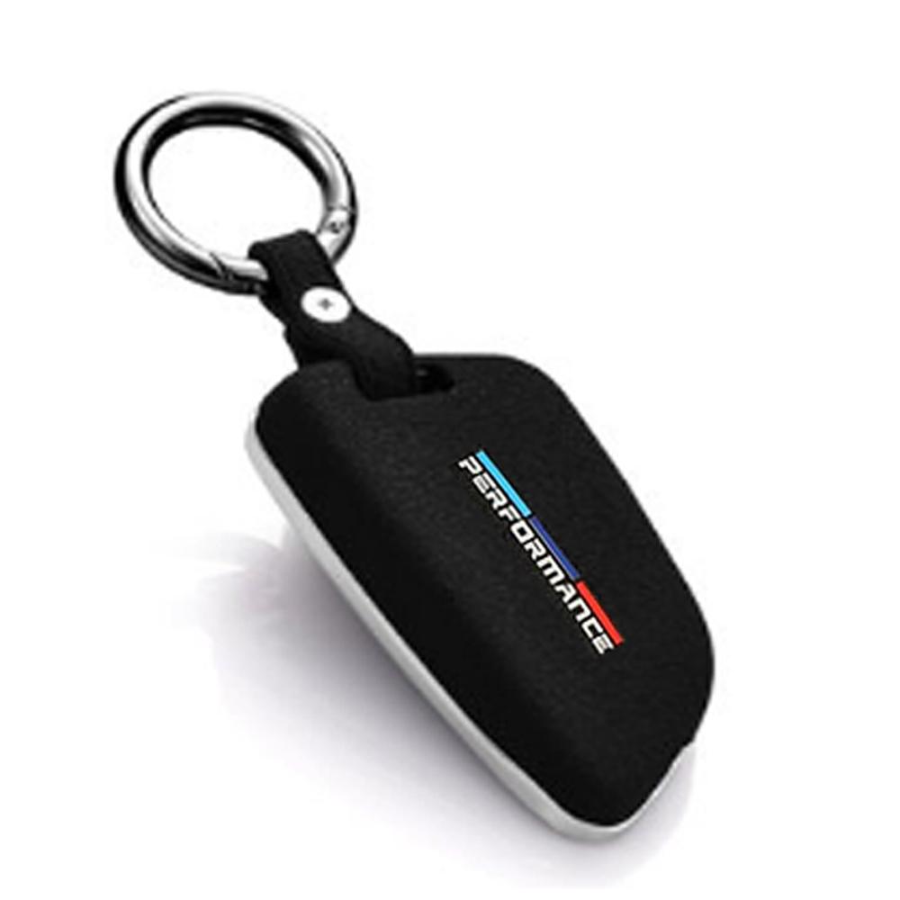 BMW 알칸타라 풀커버 키케이스, 신형 블랙