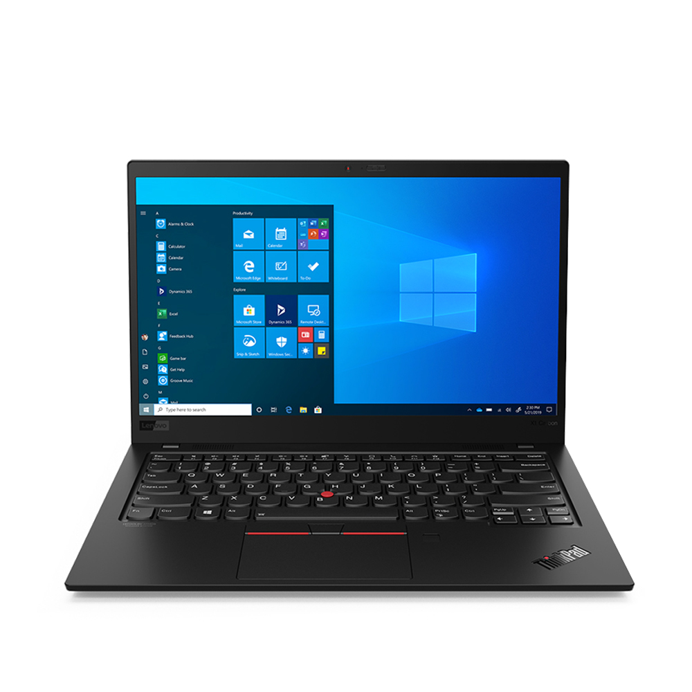 레노버 노트북 8th ThinkPad X1 CARBON-20U9000CKR (i7-10510U 35.5cm WIN10 Pro), 포함, NVMe 512GB, 16GB