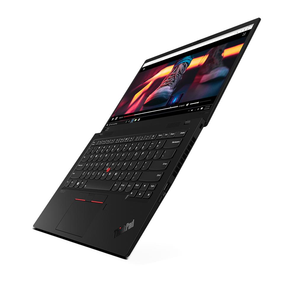 레노버 8th ThinkPad X1 CARBON 노트북 20U9000JKR (i7-10510U 35.5cm WIN10 Pro), 윈도우 포함, 512GB, 16GB