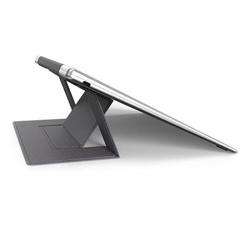 요기쏘 휴대용 노트북 거치대, 블랙