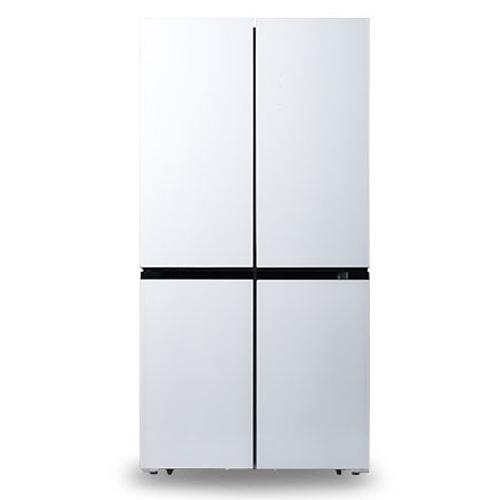 캐리어 클라윈드 파스텔 냉장고 4도어 CRF-SN560WFC 566L 방문설치