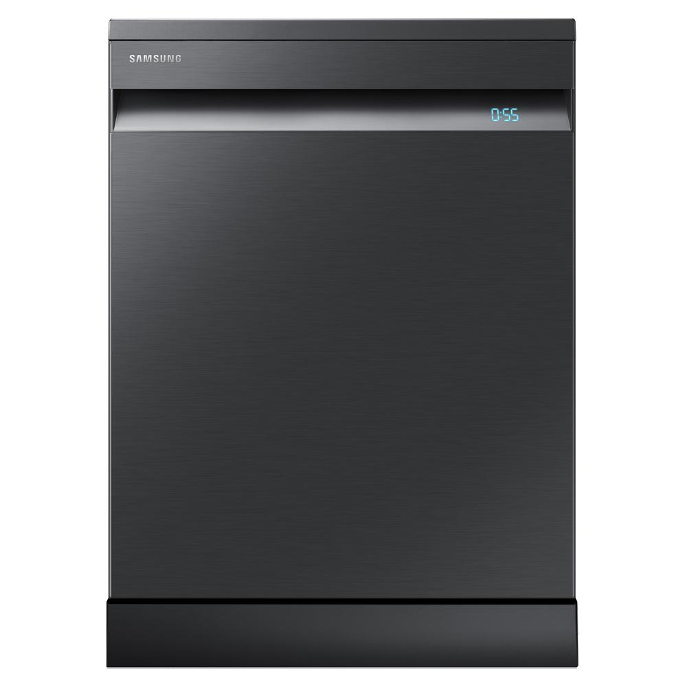 삼성전자 12인용 식기세척기 블랙 스테인리스, DW60T7075FGS, 빌트인