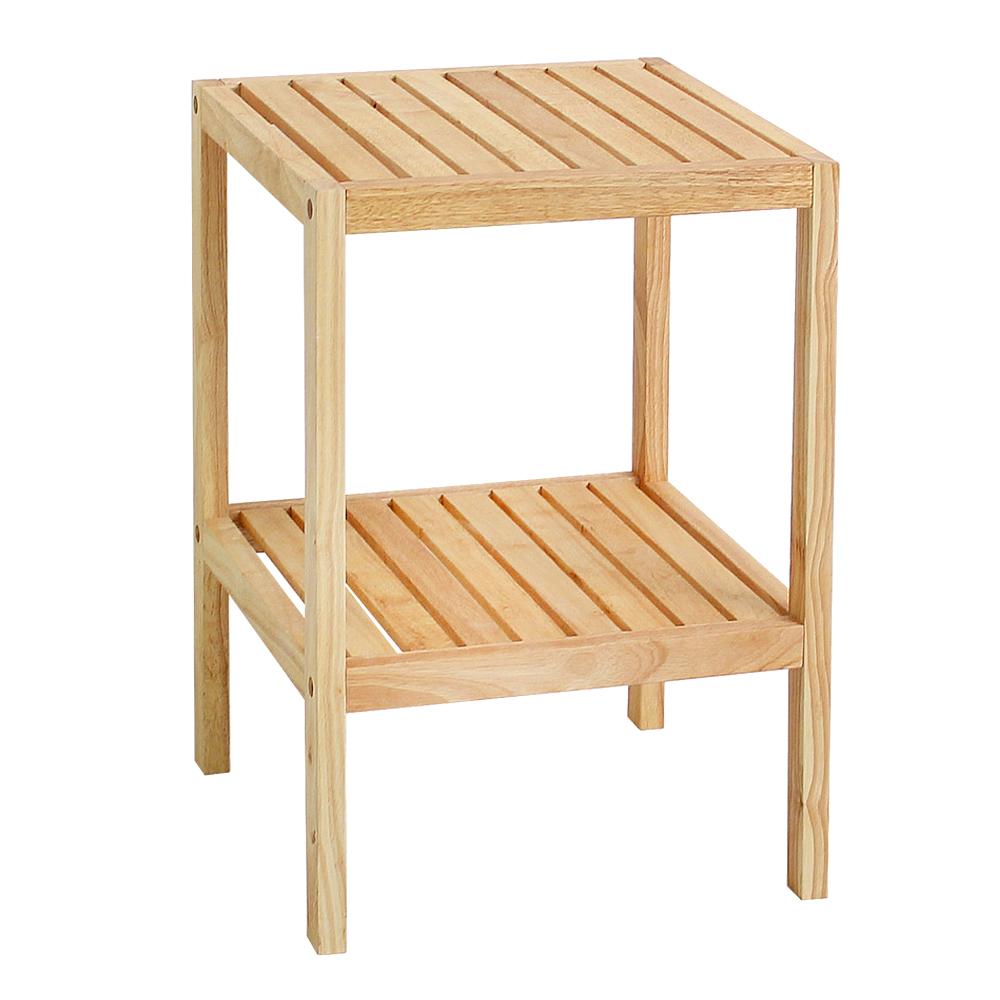 원목 협탁 테이블, 단일색상