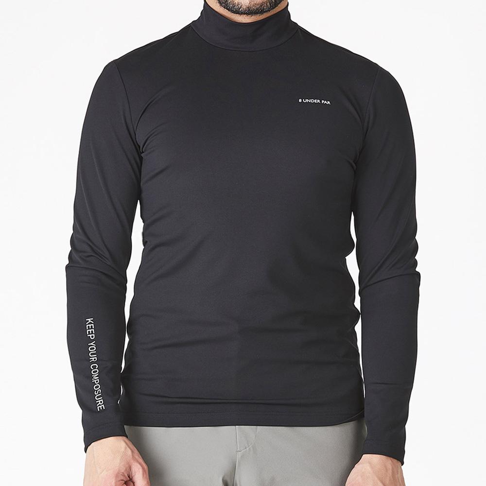 칸투칸 남성용 8언더파 솔리드 베이스 레이어 긴팔 티셔츠 DTJA08