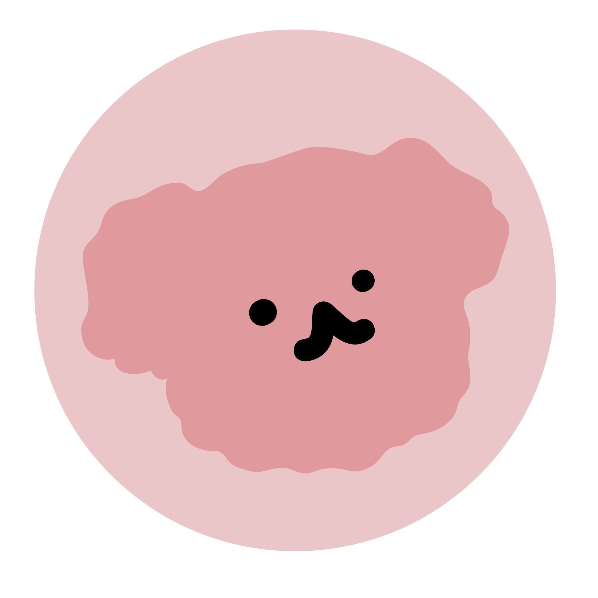 아르디움 스마트톡, 핑크 푸들, 1개
