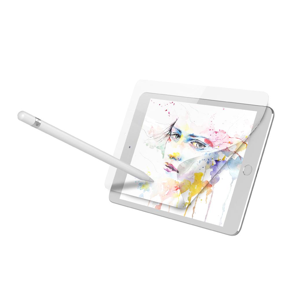 랩씨 항균 종이질감 태블릿PC 액정보호필름, 단일색상