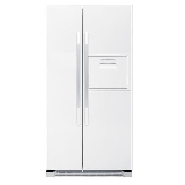 위니아대우 클라쎄 양문형 냉장고 EKR55DERWE 550L 방문설치