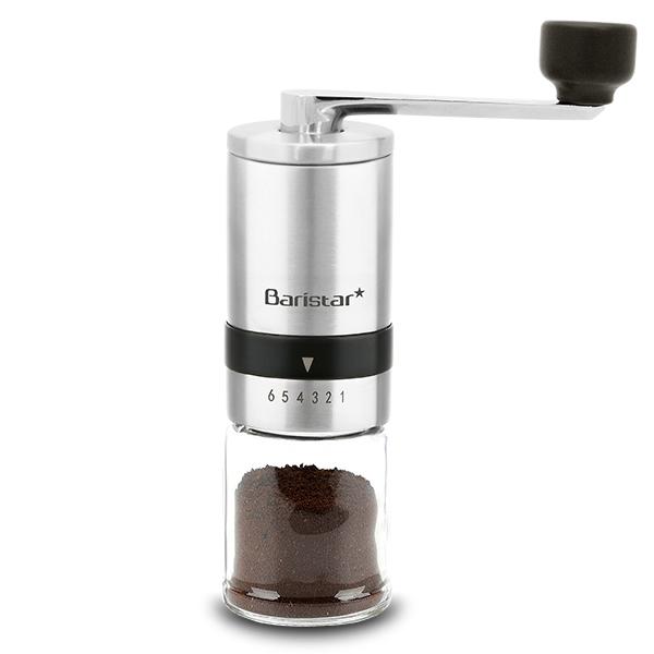 바리스타 수동 원두 커피 그라인더 BM4, 혼합색상, 1개