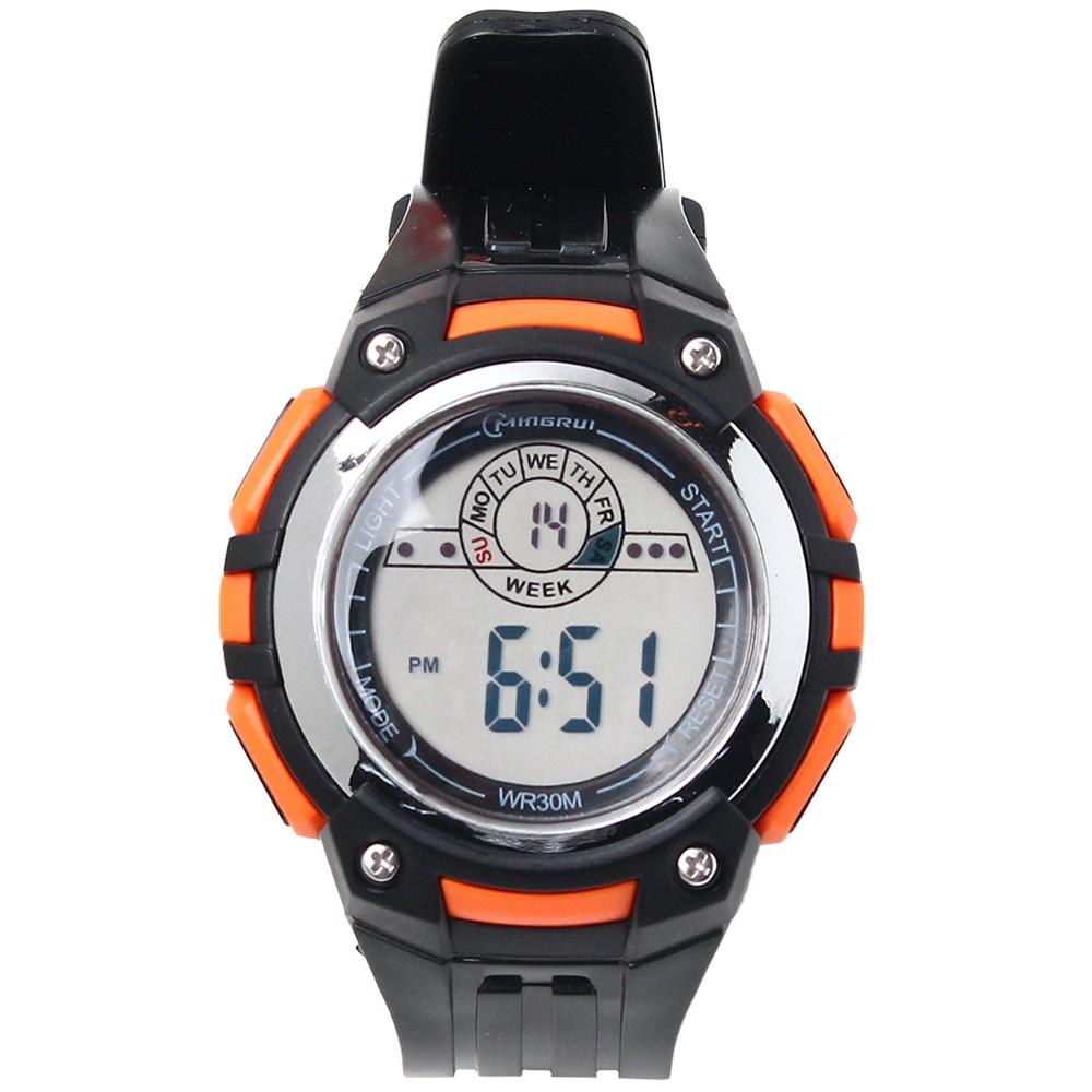 포포팬시 멀티 디지털 손목시계