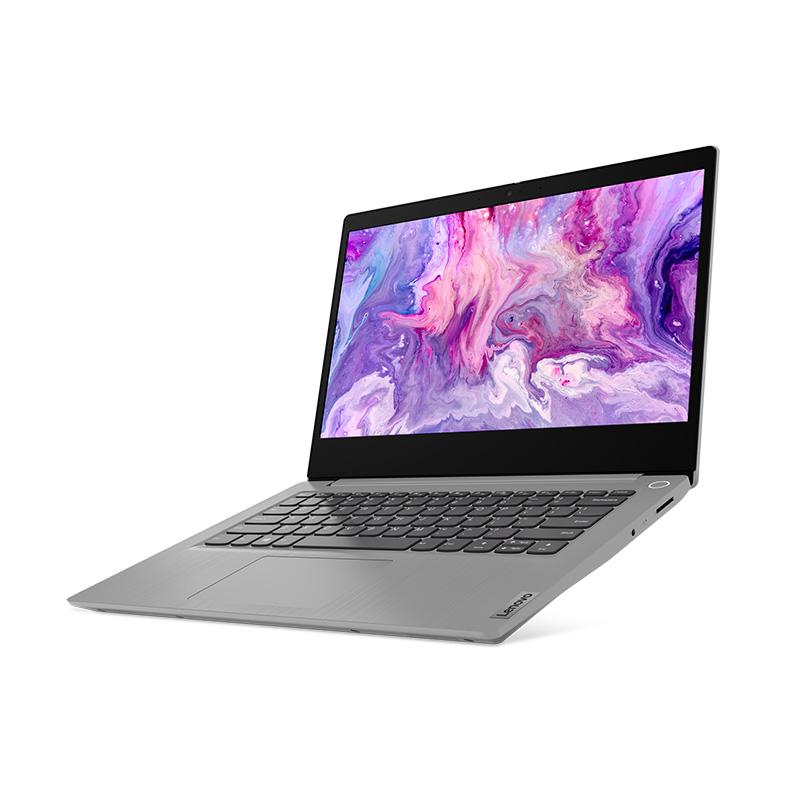 레노버 IdeaPad PLATINUM GREY 노트북 Slim3-14IML PD 81WA00ABKR (펜티엄골드 6405U 35.56cm), 윈도우 미포함, 128GB, 4GB