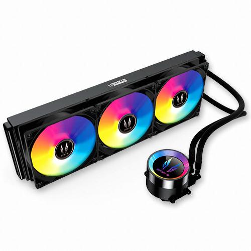쓰리알시스템 RGB CPU 쿨러 SOCOOOL CT 360