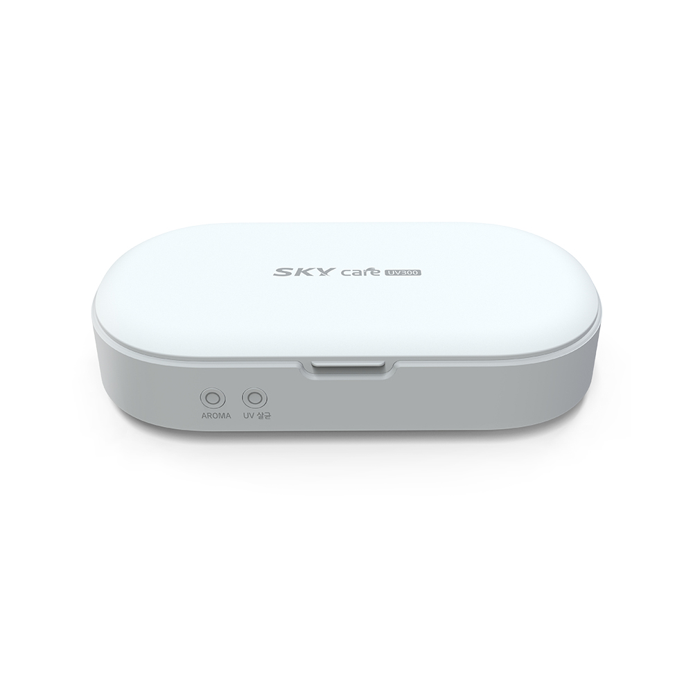 스카이 케어 UV300 스마트폰 자외선 살균기 SKY-UV300