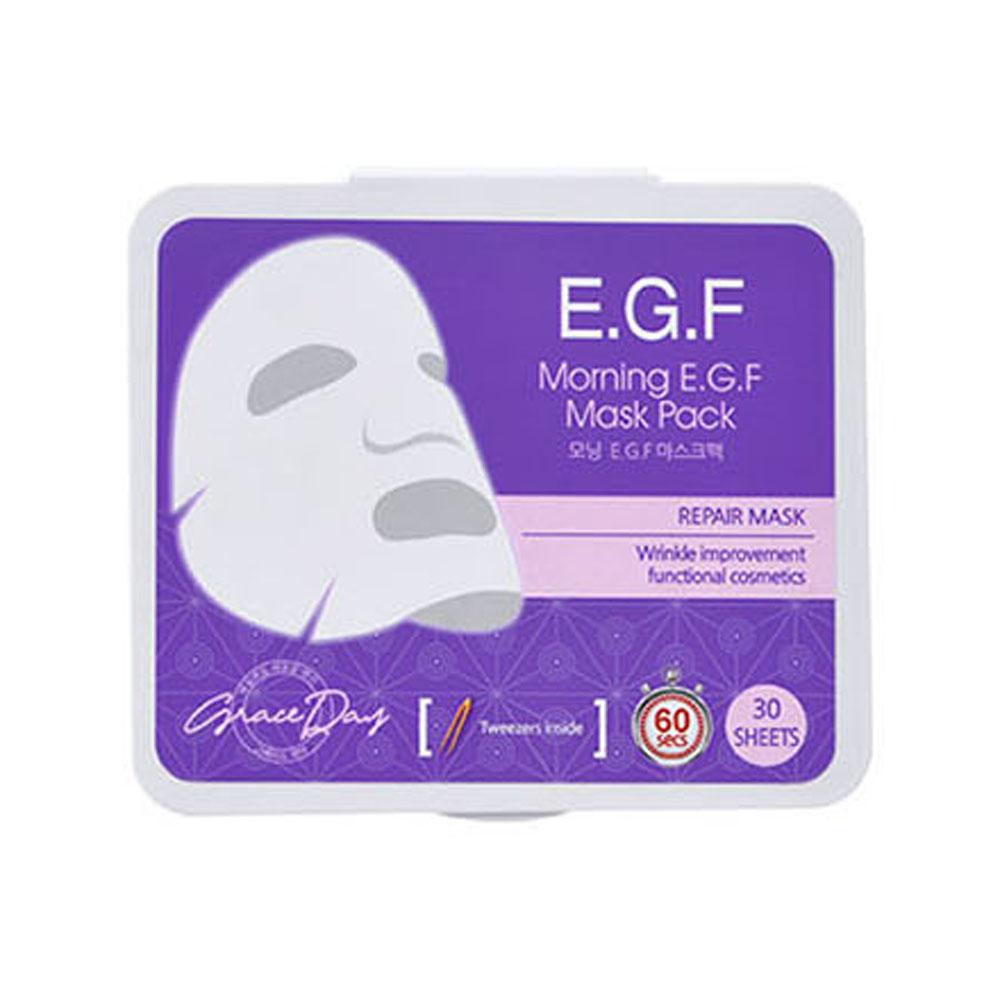 그레이스데이 모닝 E.G.F 뽑아쓰는 마스크팩, 30개입, 1개
