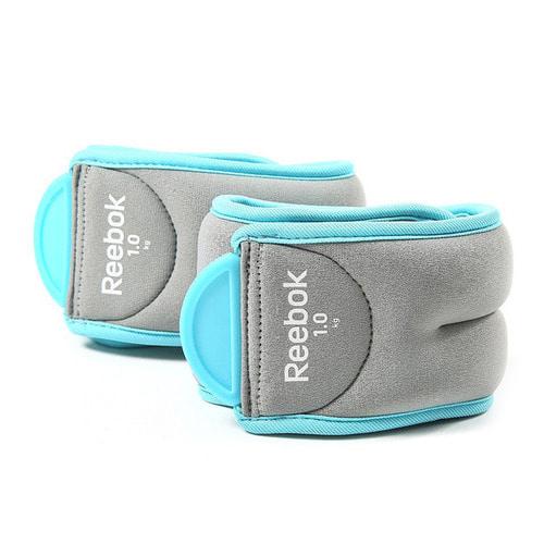리복 발목 손목 중량 밴드 RAWT-11074BL 2p, 혼합색상, 1kg