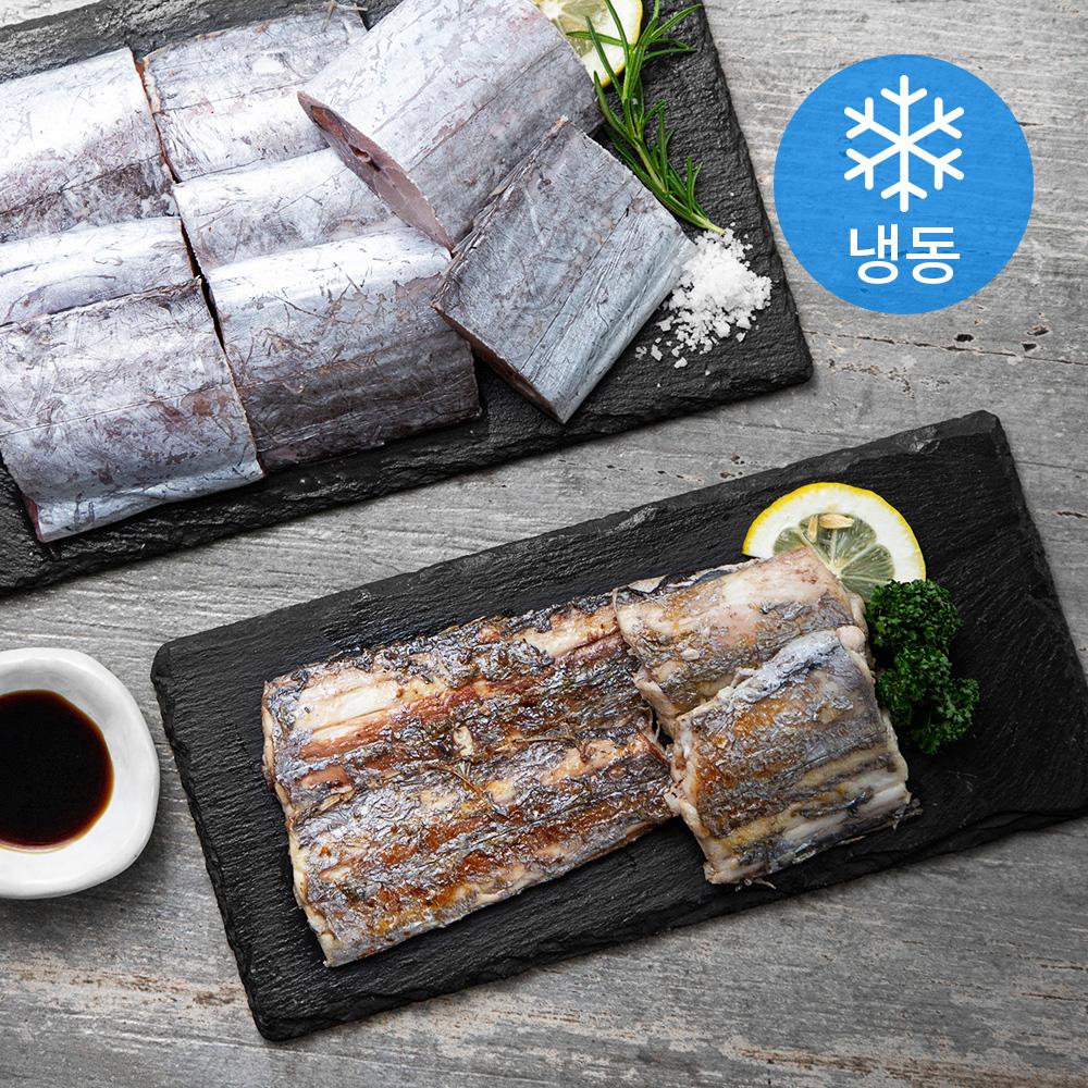 서풍앤쿡 두툼한 왕갈치 2토막 (냉동), 200g, 10팩