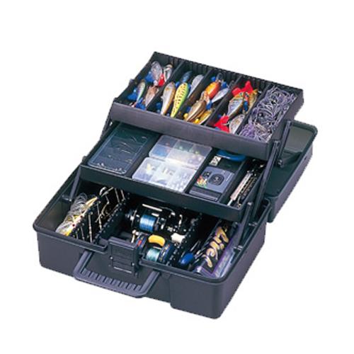 메이호 런건시스템 태클박스 7020, 블랙