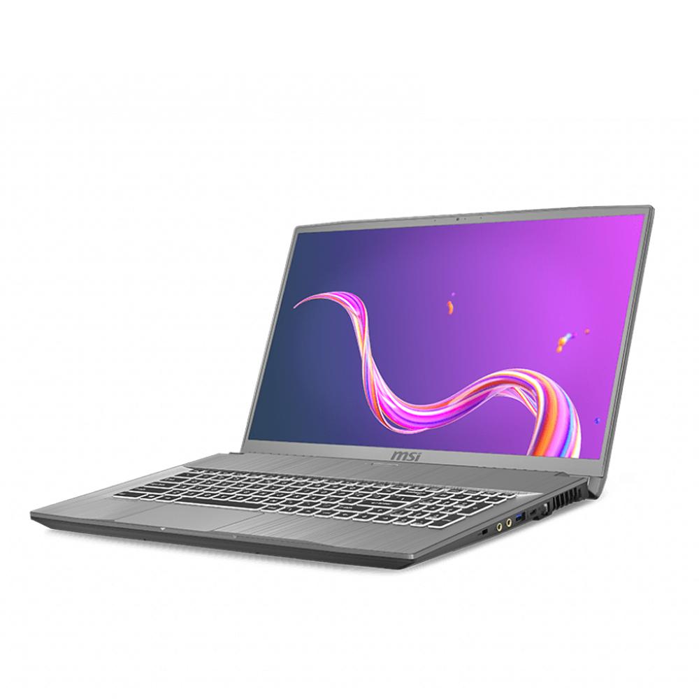 MSI Creator 17M 노트북 A10SD (i7-10750H 43.942cm GTX1660Ti), 윈도우 미포함, 512GB, 16GB