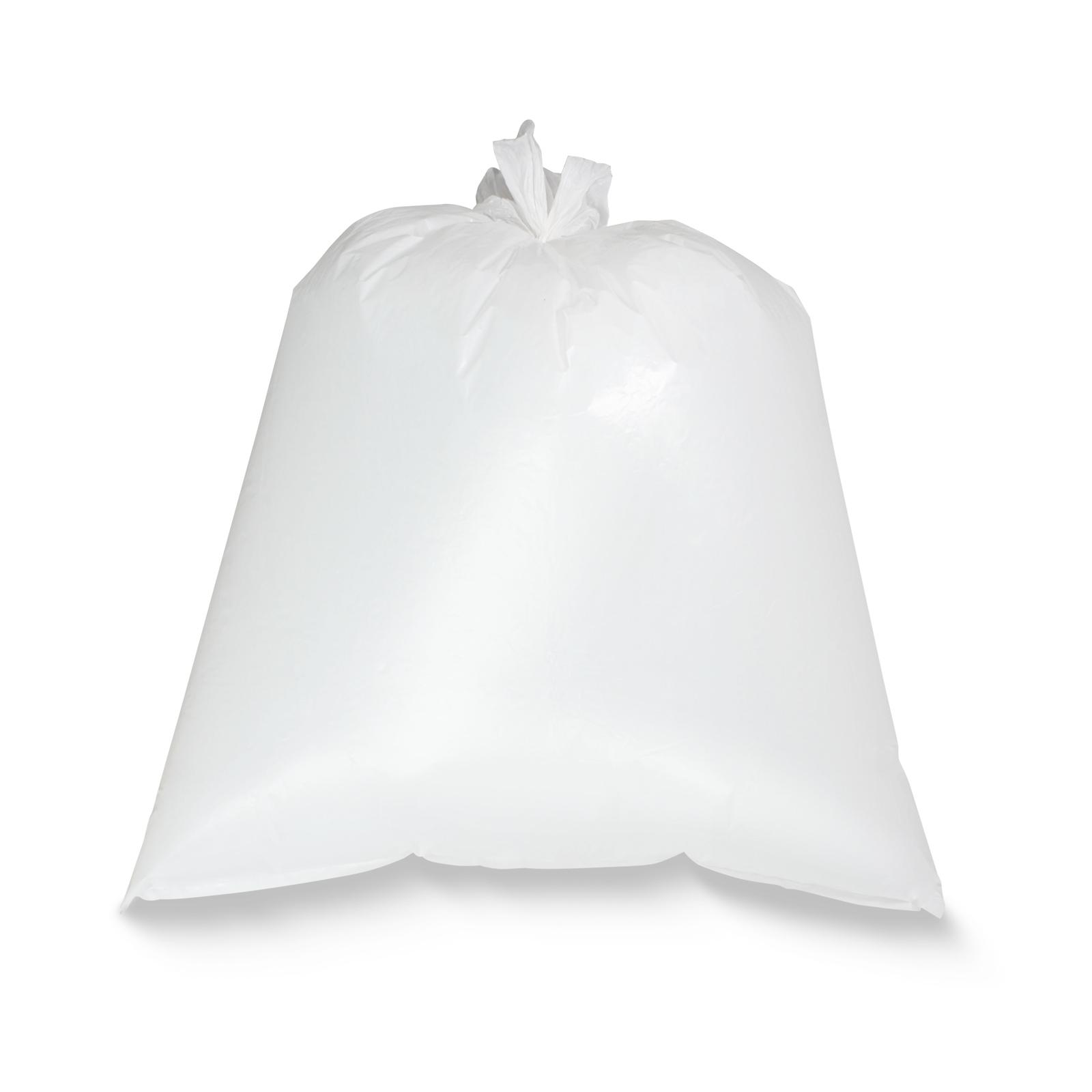 킹스봉 평판형 분리수거 비닐 봉투 투명 대형, 120L, 50개