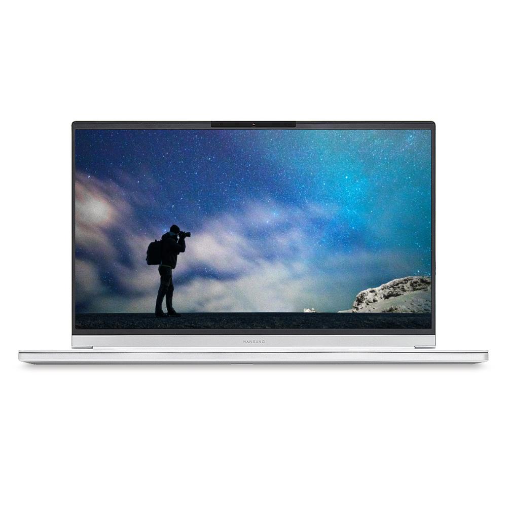 한성컴퓨터 노트북 올데이롱 TFX5450HW (라이젠5-4600H 39.62cm WIN10 Home), 포함, NVMe 250GB, 8GB