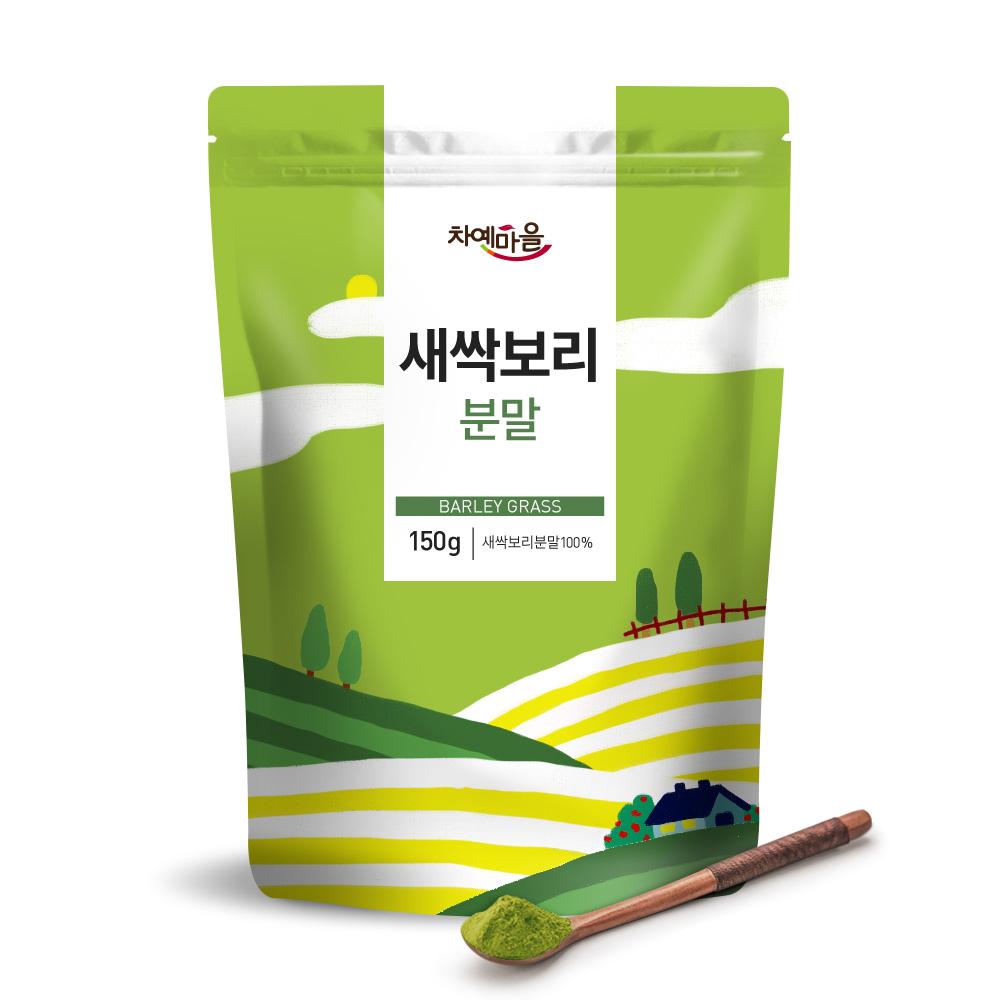 차예마을 무농약 새싹보리 분말, 150g, 1개