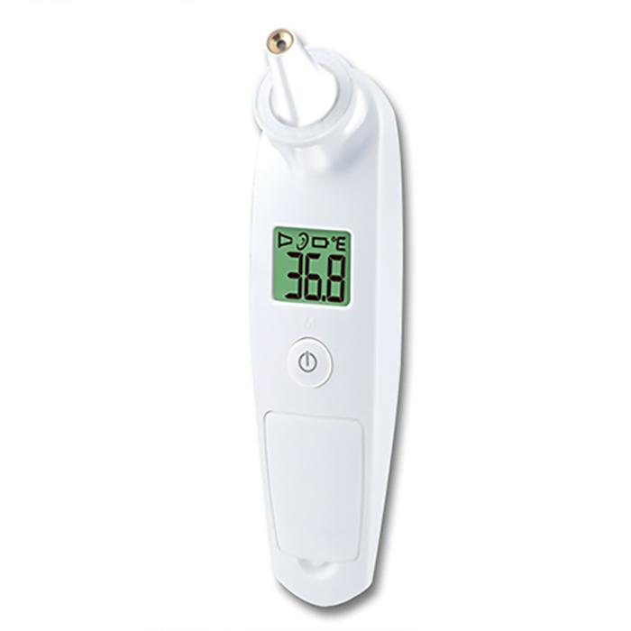 카스 귀 적외선 체온계 RB600 + 렌즈 필터 11p + 보관용 케이스, 1세트