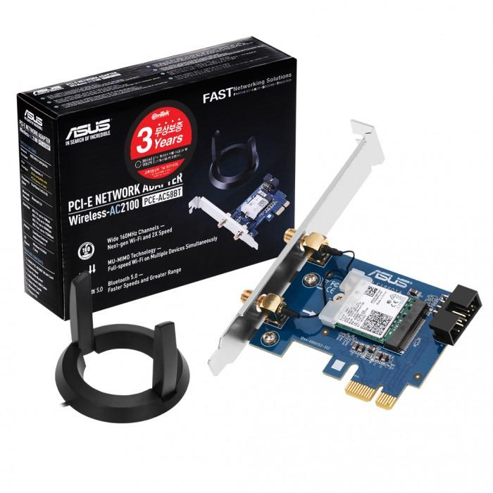 에이수스 무선랜카드, PCE-AC58BT