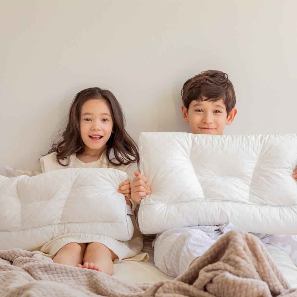 수면공감 어린이 우유베개 키즈