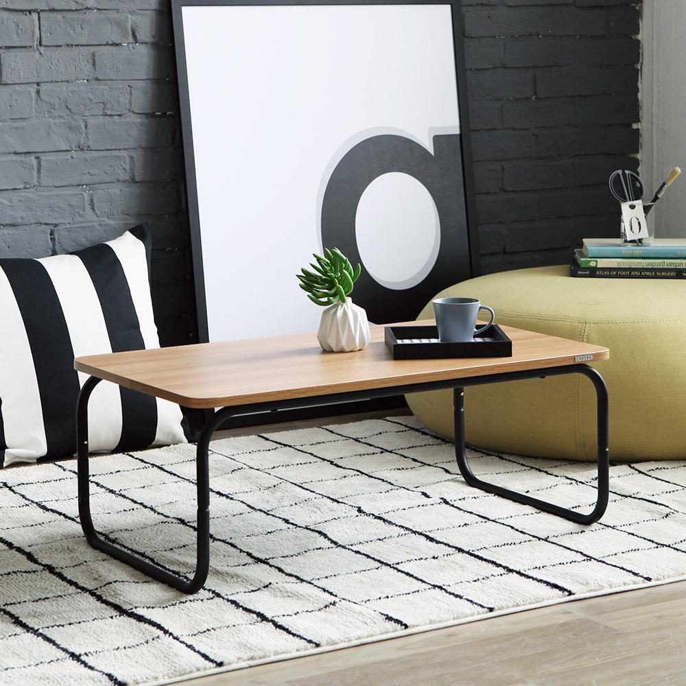 소프시스 위더스 커피 테이블 848, 블랙