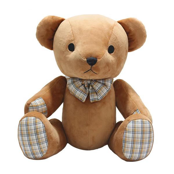 미라클베어 곰인형 중형, 35cm, 브라운