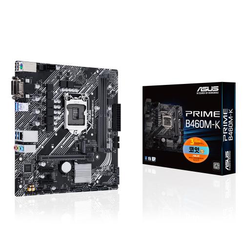 에이수스 메인보드 PRIME B460M-K
