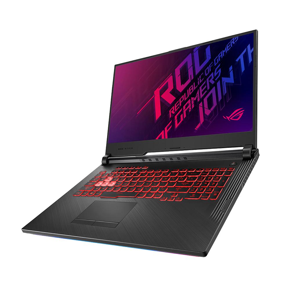 에이수스 ROG Strix G 노트북 블랙 G731GT-H7147 (i5-9300H 43.94cm GTX 1650), 미포함, NVMe 512GB, 8GB