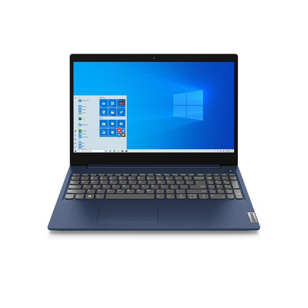 레노버 아이디어패드 노트북 어비스블루 Slim3-15ARE R5 WIN10 (라이젠5-4500U 39.6cm WIN10 Home), 포함, NVMe 256GB, 4GB