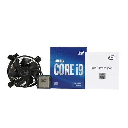 인텔 코어 코멧레이크 S CPU 10세대 i9-10900F