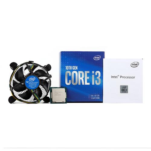 인텔 코어 코멧레이크 S CPU 10세대 i3-10100