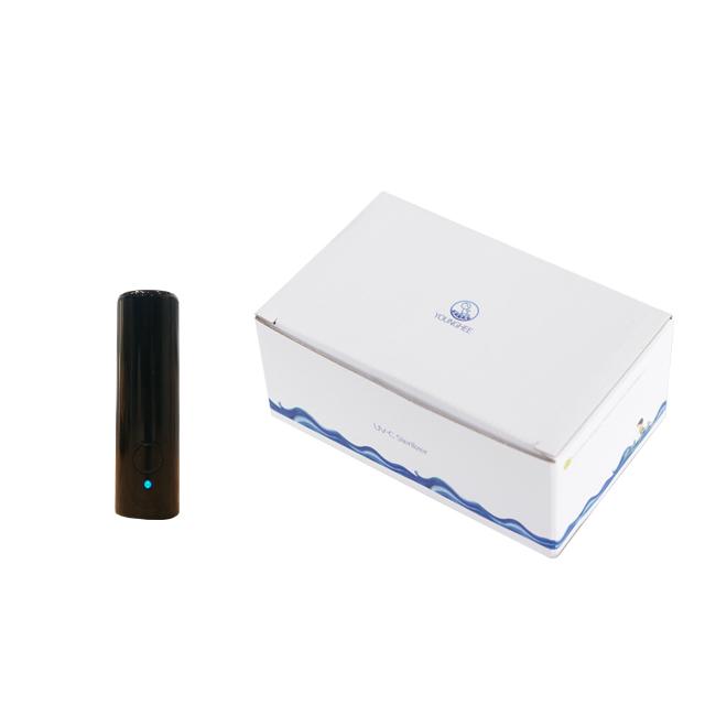 영희 UV-C LED 휴대용 다용도 살균기, EM30(블랙)