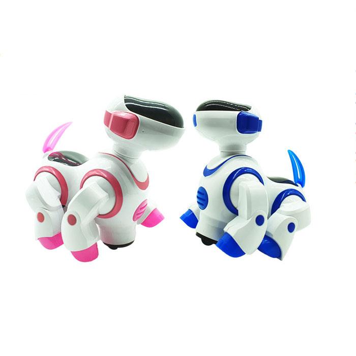 해피 퍼피 강아지 로봇 2p, 혼합색상