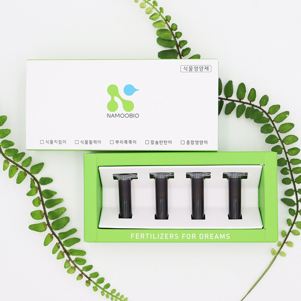 연이네리틀팜 종합영양이 식물영양제 1.5ml, 12개