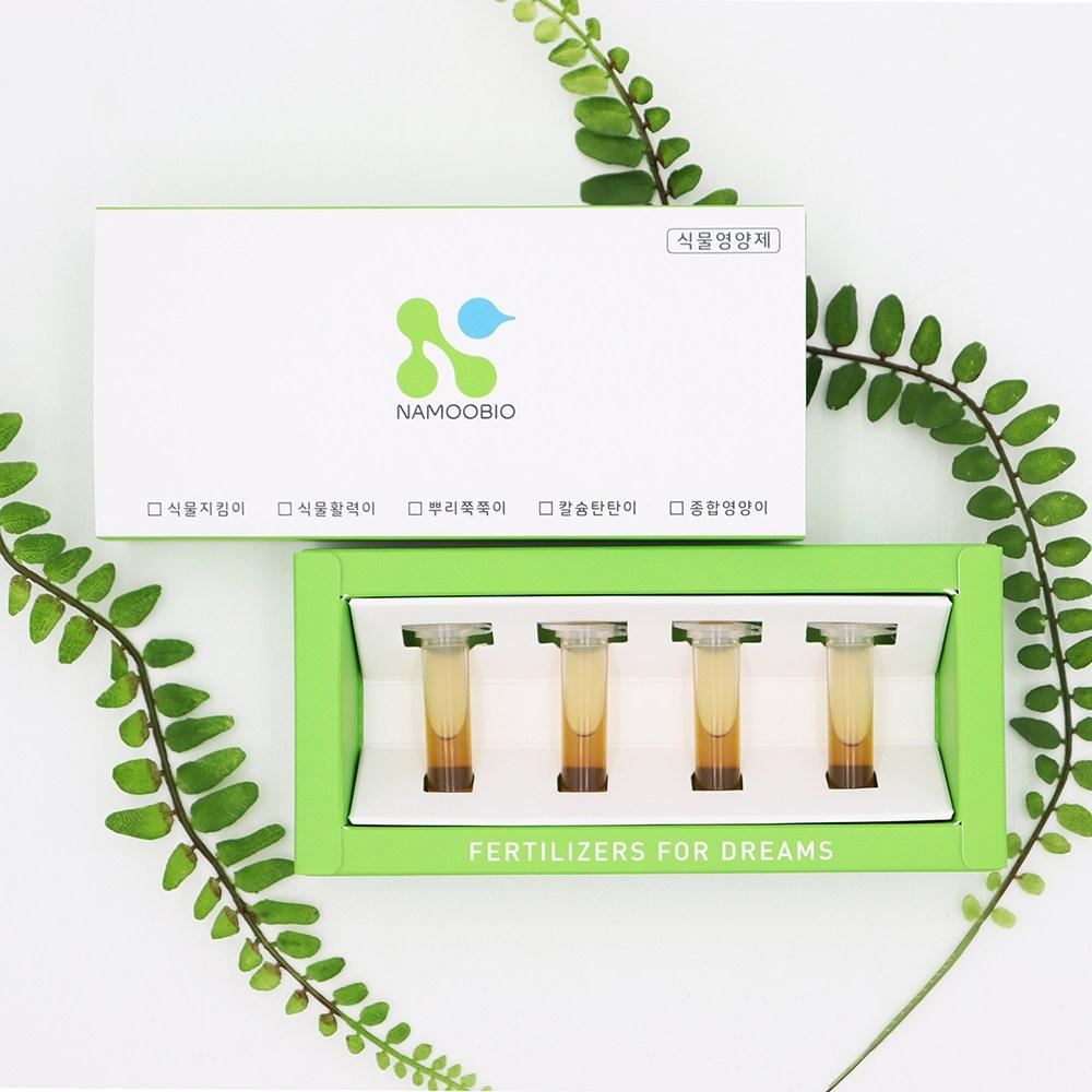 연이네리틀팜 뿌리쭉쭉이 식물영양제 1.5ml, 12개