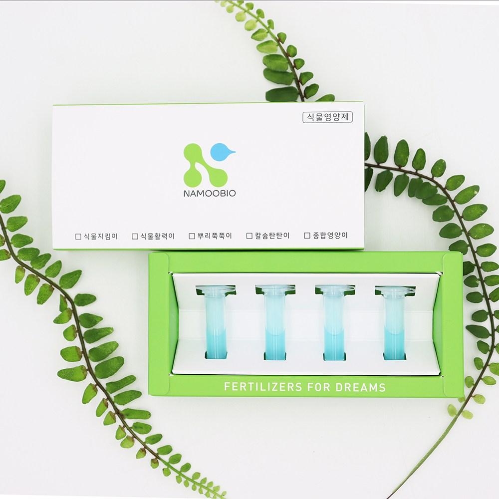 연이네리틀팜 식물활력이 식물영양제 1.5ml, 12개