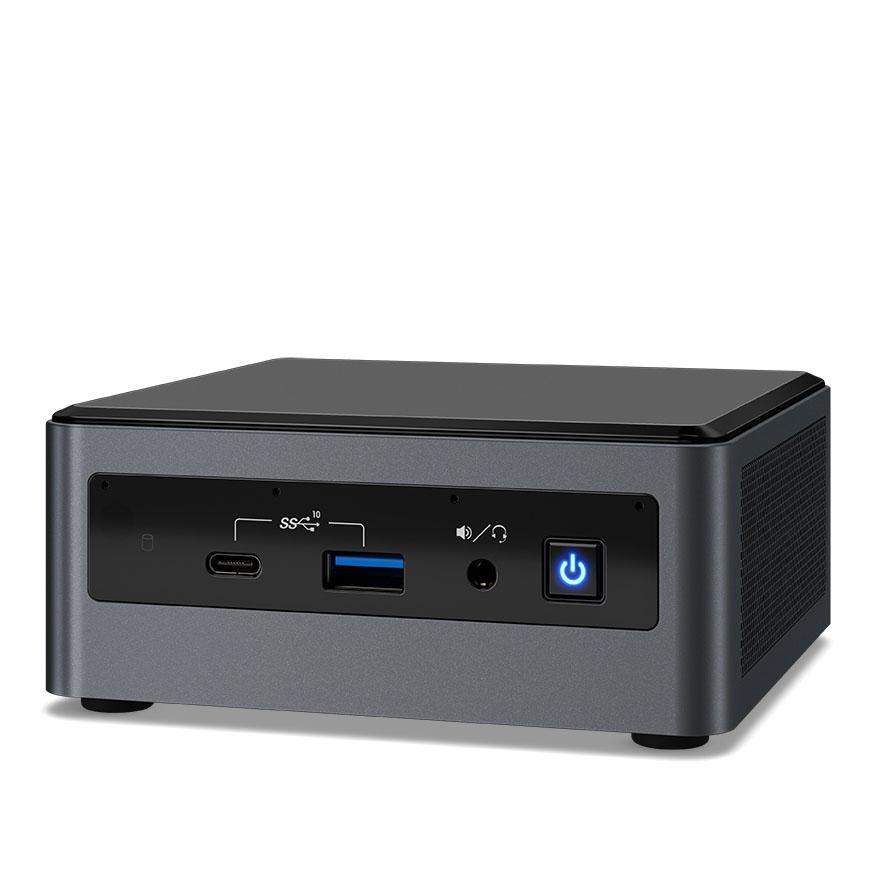 인텔 NUC KIT 큐브형 미니PC NUC10i5FNH (i5-10210U), 기본형