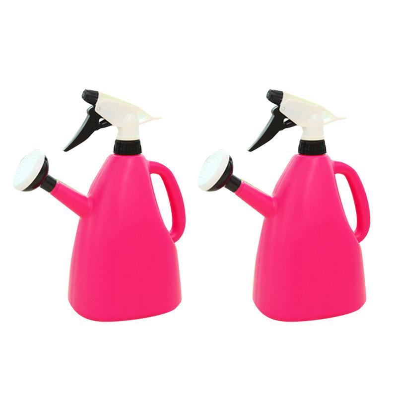 원예용 분무기 겸 조리개 핑크, 2개
