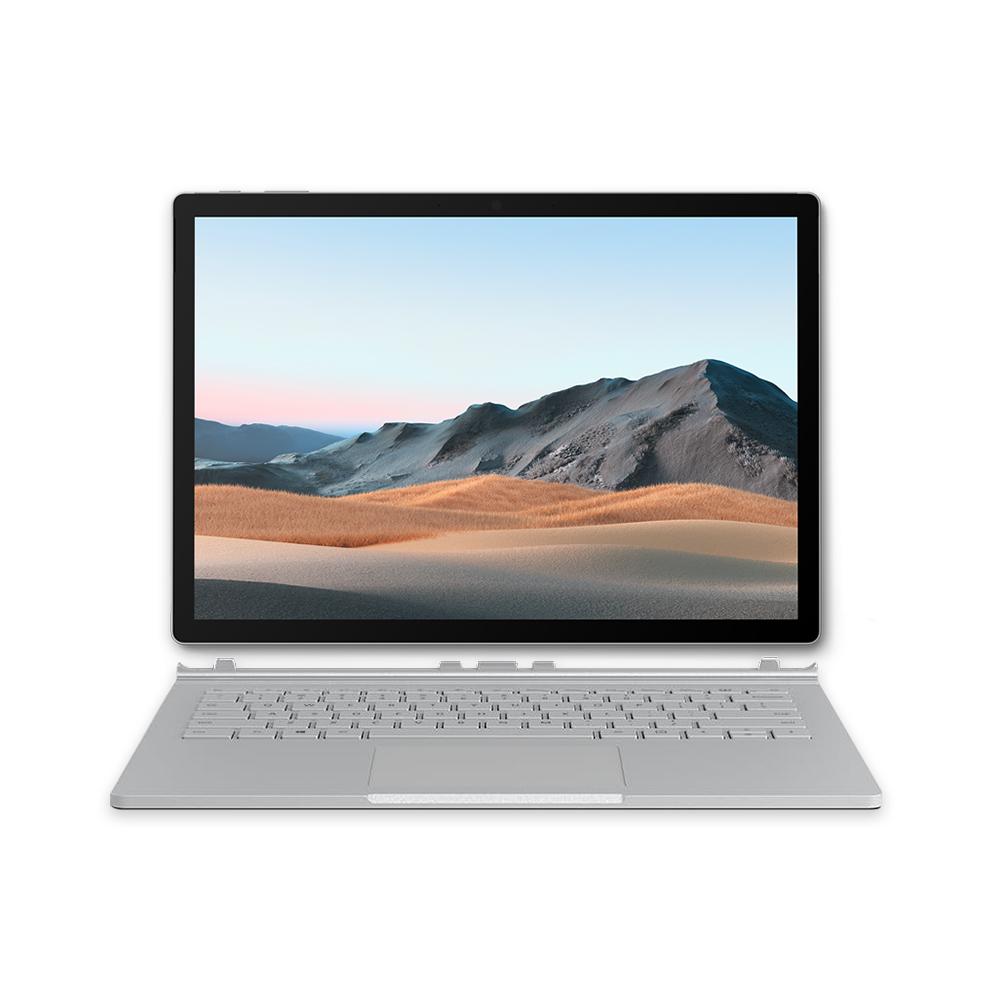 마이크로소프트 서피스북3 노트북 플래티넘 SLK-00019 (i7-1065G7 35cm WIN10 Home GTX 1650) + 탐탁 ACC 파우치, 포함, SSD 512GB, 32GB