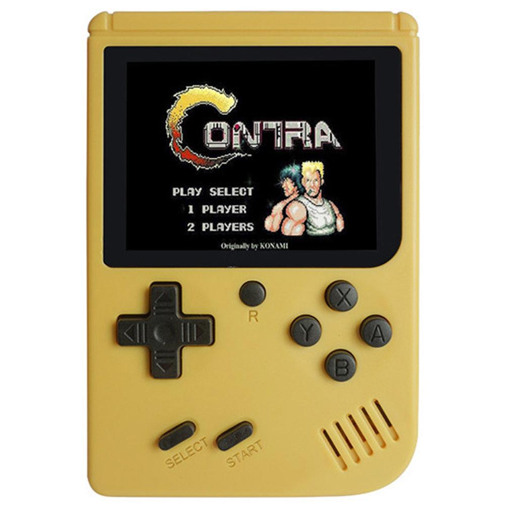 레트로 미니 FC 패미컴 고전 게임기 NES Q3, Q3(노랑)
