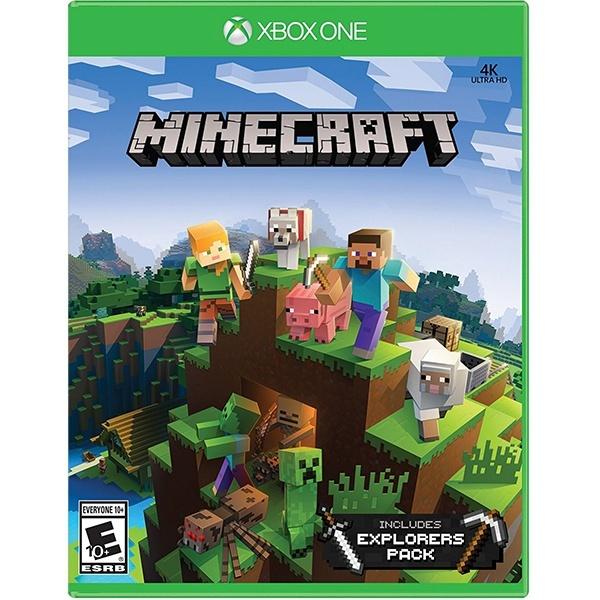 마이크로소프트 XBOX ONE 전용 마인크래프트 탐험가팩 자막한글화 게임타이틀, 단일상품