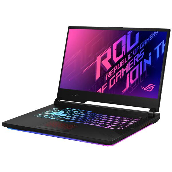 에이수스 ROG 게이밍 노트북 G512LU-AL043 (i7-10750H 39.6cm WIN미포함 GTX1660Ti), 미포함, NVMe 512GB, 8GB